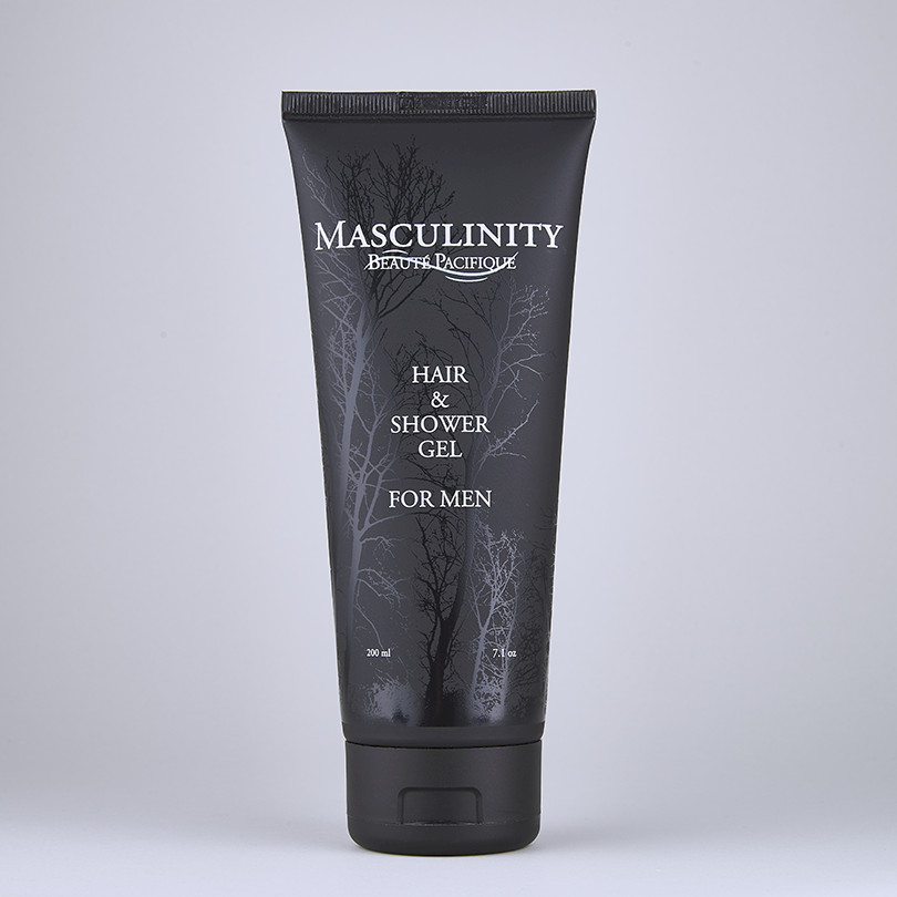 Masculinity Hair and Shower Gel